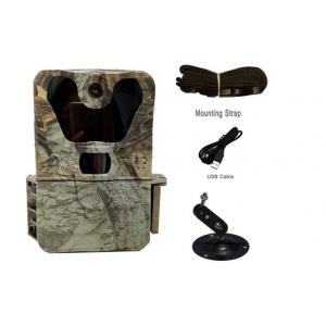 China 2.4 Inch Color Display Wildlife Motion Sensor Video Camera, Outdoor Deer Hunting Cameras on sale