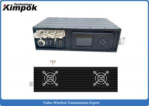 China 100km LOS UAV Video Transmitter 5000mW AV Communication Wireless System on sale