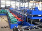 Freeway Guardrail Roll Forming Machine Used for USA Market Implement American Standards