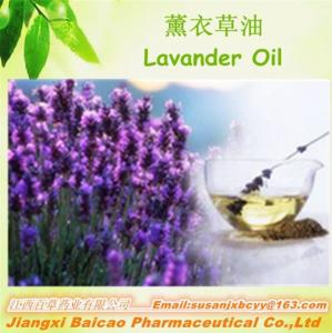 China 100%Natural Essential oil Lavender Oil/Lavender Essential oil For Cosmetic on sale