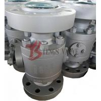 China A105 Trunnion Fire Safe Ball Valve API6D CL1500LB Reduced Bore RB on sale