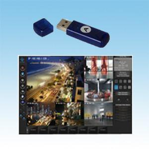 China Intelligent Video Analysis Software Advanced Version Support 25pcs Mega-pixel HD IP Camera on sale