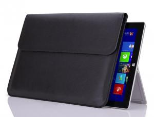 China Leather Sleeve Bag for Microsoft Surface Pro 3 and Suraface 2 on sale