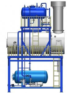 China HFO Fired Power Plant Exhaust Gas Boiler Module on sale