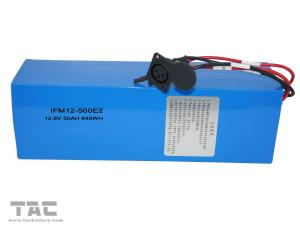 China Energy Storage UPS 12V  50AH  Lifepo4 Battery Pack For Road Lamp Non-toxic on sale