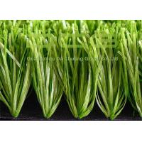 China Monofilament Artificial Turf Grass Rug 50mm Height For Standard Stadium on sale