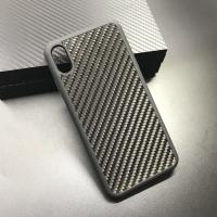 China Glossy Carbon Fiber Products TPU 3K Twill Carbon Fibre Mobile Phone Case on sale