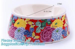 China Pet Cat Food Water Feeding Portable Travel Bowls Collapsible Dog Bowl durable personalized pet bowl, Pet Bowl Travel Por on sale