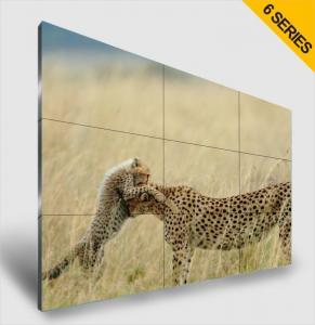 China 47 TFT HD 22mm Seamless LCD Video Wall Narrow Bezel With LG Panel on sale