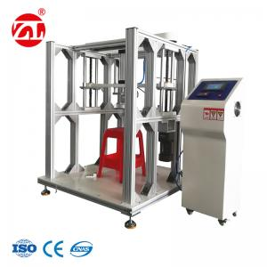 China CE Office Furniture Testing Machine Aluminum Frame , Electric lift  Seat Impact Testing Machine on sale