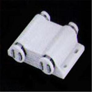 China Platic Double  Magnetic  Door  Catch / Door Catcher on sale