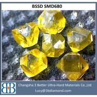 Hunan factory Synthetic polishing uncut raw uncut diamond