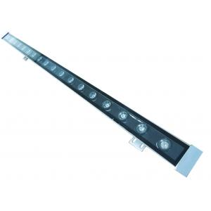 China Professional 1620 - 1800 LM Waterproof Epistar Wall Washer Led Lighting 18W 220V on sale