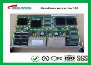 China Electronics Components PCB Assembly Service BGA Assembly / Rework Capability on sale