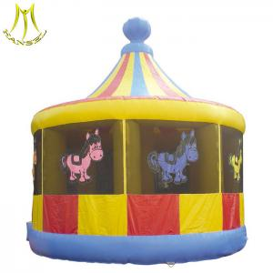 China Hansel manufacturers of amusement products china inflatable toys inflatable bouncer castle on sale