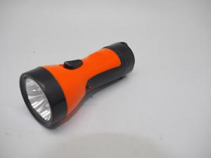 China BN-101 1 LED Handle LED Torch Light Rechargeable LED Flashlight on sale