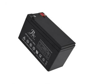 China Sealed Lead Acid Security Alarm System Battery 12V 7.2Ah Rechargeable on sale