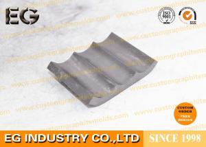 China Fine Grain Carbon Graphite Plate High Density Custom Size 48 HSD 13% Porosity on sale