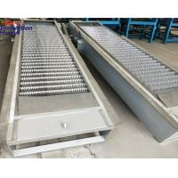 Low Power Automatic Bar Screen For Sewage Treatment Plant 300-1500 Width