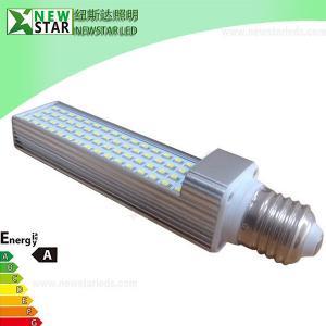 China 13w G24 E27 LED Plug Light, G24 LED Corn Light Aluminum Plug Lamp on sale