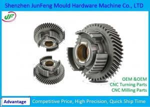 China High Precision CNC Parts , Aluminum Nickel Plating Auto Parts OEM and ODM Acceptable on sale