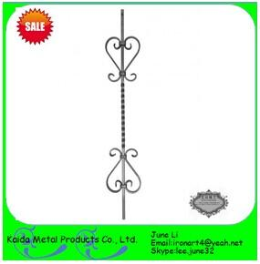 China high quality  cast metal balusters for home decoration on sale