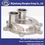 Investment Casting Pump Parts Pump Cover