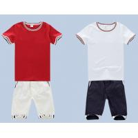 China Fashion kids clothing high quality childern suit for kid wear on sale