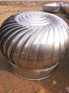 China 980mm Industrial Heat Extract Roof Fans on sale