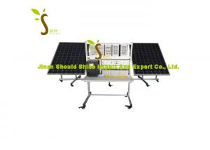 China 1KW Off Grid Solar System Renewable Energy Lab Equipment Vocational Training Equipment on sale