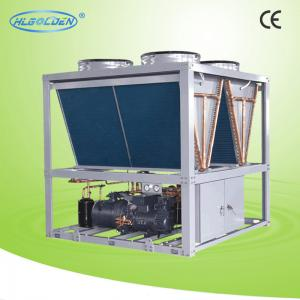 China HVAC Air Cooled Air Conditioning System , OEM Air Cooled Split Unit on sale