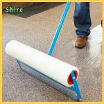 Floor Carpet Protection Film Transparent Printable Self Adhesive Protective Roll