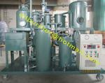 Purificador del aceite de cocina con el dispositivo de la filtración de la prensa, máquina frita del filtro del aceite de cocina