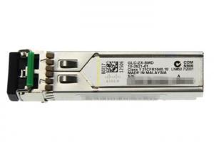 China 1000BASE-ZX 80km SFP Optical Transceiver Module GLC-ZX-SMD= 1 Year Warranty on sale
