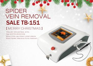 China 13.56MHz Vascular Clearance Spider Vein Removal Machine With 8.4 Inch LCD Touch Screen on sale
