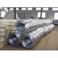 Low Temperature Hot Rolled Galvanized Steel Wire Rope AISI ASTM BS