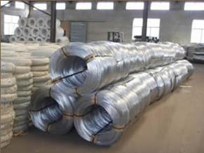 China Low Temperature Hot Rolled Galvanized Steel Wire Rope AISI ASTM BS on sale