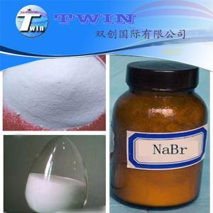 Quality Industrial grade Sodium Bromide CAS# 7647-15-6 NaBr White Crystal for sale