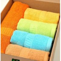 bamboo fiber & zero twist towel
