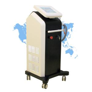 China 755/808/1064nm Combination Diode Laser Hair Removel machine for all color skin on sale