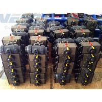 Pvc Actuated Ball Valves /Pneumatic Air Valve With Double Acting Pneumatic Actuator.