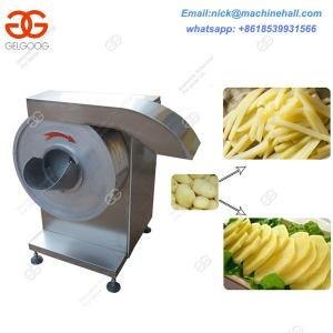 China Commercial Potato Chips Slicers Machine|Vegetable Cutting Machine for Sale|Easy Operate Carrot Slicer Machine on sale