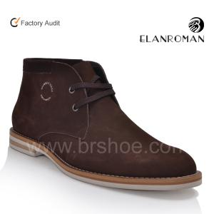 China Suede leather cheap winter boots on sale