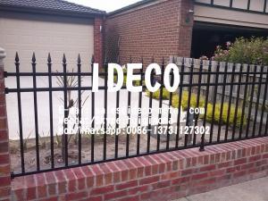 China Residential Aluminum Picket Fences Panels, Pool Fencing, Ornamental Aluminium Picket Railings on sale