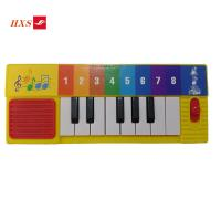 Promotional Handmade Custom Piano Musical Instrument Child Early Educational Learning Piano Music Sound Board Book