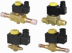 China 2WB series stainless steel direct acting solenoid valves/control valve/AC or DC voltage/Air,water on sale