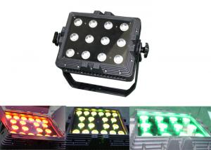 China 3 in1 Dmx Rgb Led Panel Wall Wash Lights DMX 512 / Auto / Strobe on sale