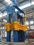 Energy Saving Hydraulic Open Die Forging Press Machine For Metal Forging