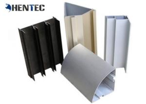 China Customized Construction Aluminum Profile , 6005 Aluminium Window Extrusions on sale