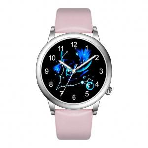 China Ladies  Fashion Leather Quartz Watch for Gift OEM Alloy  Wrist watch for Women on sale